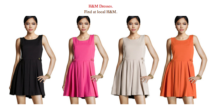 H&M collections_Dresses