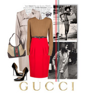 Polyvore and Gucci collaboration