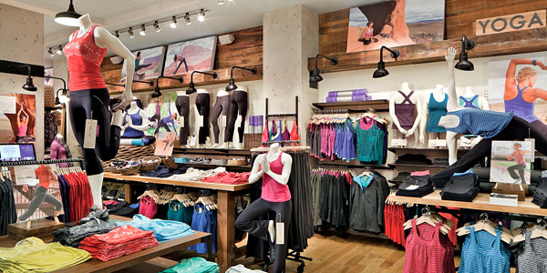Lululemon favorable figures in the first quarter of 2014 fashionbi