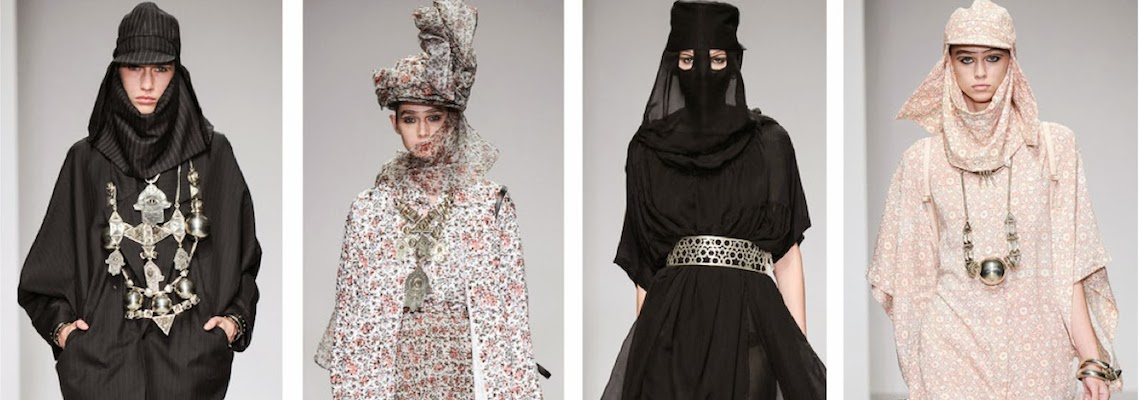 Fashion in the middle east fashionbi insights sciox Images