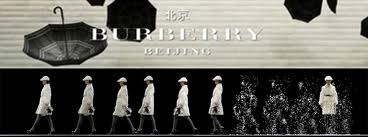Burberry's Digital fashion Week in Beijing