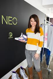 Selena Gomez for Adidas NEO