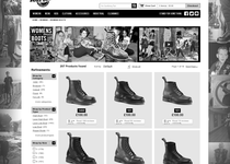 Dr. Martens official ecommerce