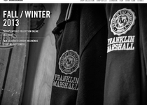 Franklin & Marshall official ecommerce