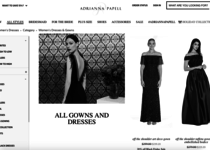 Adrianna Papell official ecommerce