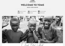 TOMS official ecommerce