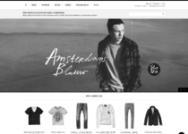 Scotch & Soda official ecommerce