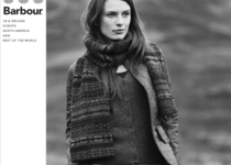 Barbour official ecommerce