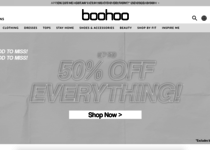 Boohoo official ecommerce