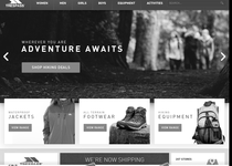 Trespass official ecommerce