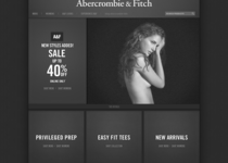 Abercrombie & Fitch official ecommerce