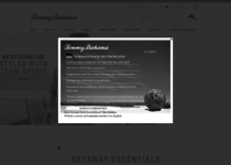 Tommy Bahama official ecommerce