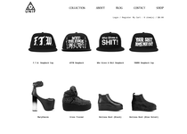 UNIF Clothing official ecommerce