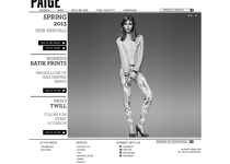 Paige official ecommerce