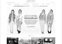 Jack Wills official ecommerce