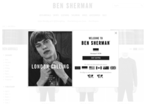 Ben Sherman official ecommerce