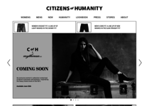 Citizens of Humanity official ecommerce