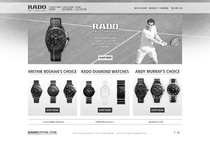 Rado official ecommerce