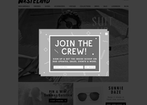 Wasteland official ecommerce