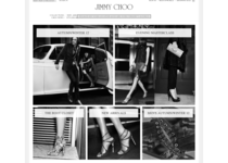 Jimmy Choo official ecommerce