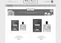 Miller Harris official ecommerce