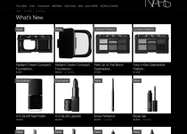 Nars official ecommerce
