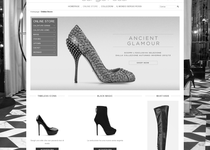 Sergio Rossi official ecommerce