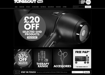 Toni & Guy official ecommerce