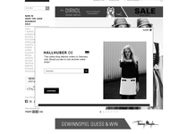 Hallhuber official ecommerce