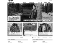 Alpha Industries official ecommerce