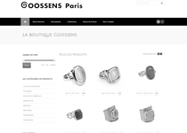 Goossens Paris official ecommerce