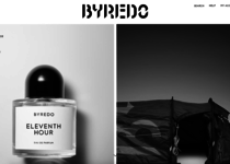 Byredo official ecommerce