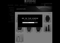 ZODIAC official ecommerce