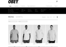 OBEY Clothing official ecommerce