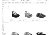 Penelope Chilvers official ecommerce