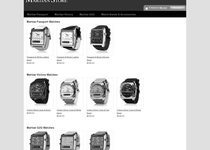 Martian Watches official ecommerce