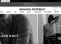 Banana Republic official ecommerce