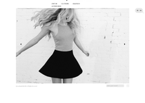 Brandy Melville official ecommerce