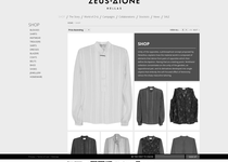 Zeus + Dione official ecommerce