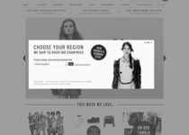 Topshop official ecommerce