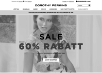 Dorothy Perkins official ecommerce
