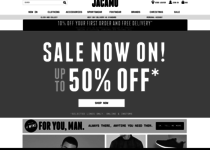 Jacamo official ecommerce