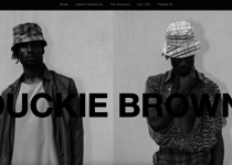 Duckie Brown official ecommerce