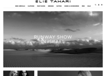 Elie Tahari official ecommerce