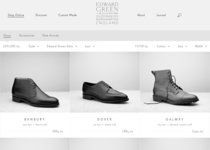 Edward Green official ecommerce