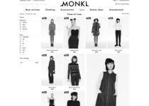 Monki official ecommerce