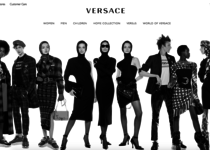 Versace official ecommerce