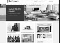 John Lewis official ecommerce