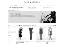 Rare London official ecommerce