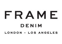Normal frame denim
